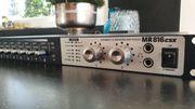 Audio Interface - Steinberg MR816 CSX