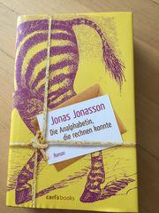 Jonas Jonasson Die Analphabetin die