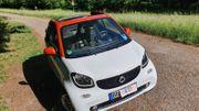 Smart Cabrio Neuzustand 5 450