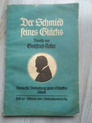 Buch - Novelle - der Schmid seines