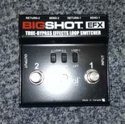 Radial Engineering Bigshot EFX True-Bypass