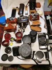 Fotoapparat Kamera und Zubehör