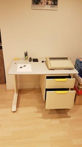 hochwertiger und stabiler Schreibtisch 1: Kleinanzeigen aus Berlin Alt-Hohenschönhausen - Rubrik Büromöbel
