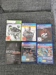Ps4 und xbox 360 Spiele