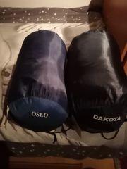 Biete 2 neuwertige Schlafsäcke für