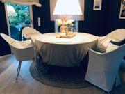Designer Stühle inkl Hussen von