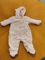 Kuscheliger Winteranzug Babys Gr 62