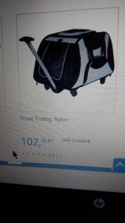 Trixie Trolley