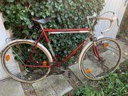 stadttaugliches Rennrad 50 Jahre alt