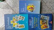 3x Bücher zum Thema Tarot