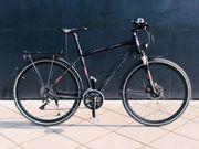 Focus Premium Alu-Cityrad Trekkingrad 28