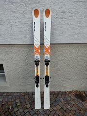 Ski Kästle MX89 mit Bindung