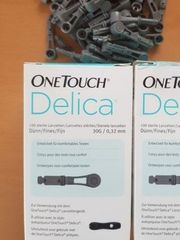 OneTouch Delica Lanzetten inkl Versand
