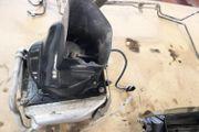 Mercedes W211 e63 AMG Hauptölkühler