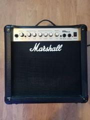 Gitarrenverstärker Marshall MG 15 CDR