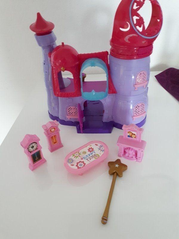 Kleines Zauberschloss für Prinzessinen