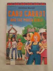 Caro Carrot and the power