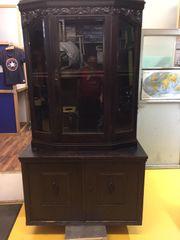 Historischer Schränke ca 1920 Antiquität