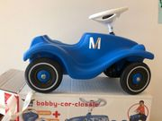 BIG Bobby car blau neu