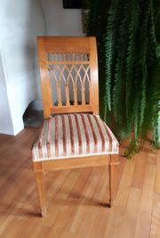 Schöner Stuhl Biedermeierstuhl