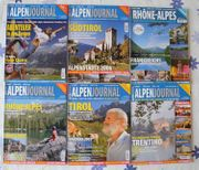 Alpenjournal Alle Magazine sehr gut