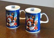 Weihnachten Becher Kaffee Teebecher Tassen