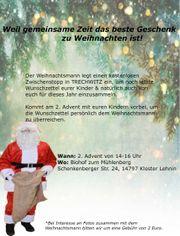 kostenlose Wunschzettel an den Weihnachtsmann