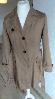 Kurzer Mantel Gr 40