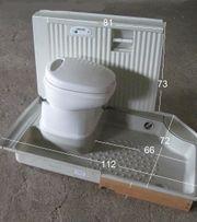 Bad-Set 3tlg Toilette Thetford C200S
