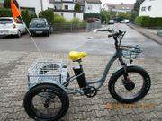 Elektro-Dreirad Sonderfahrzeug