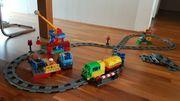 Lego Duplo Sammlung mit Eisenbahn