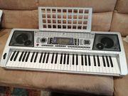 Portable Music Keyboard MK-939 61keys