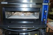 GGG Pizzaofen PO6262E 4 Pizzen