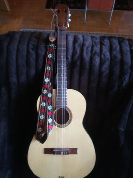 Gitarren/-zubehör - Gitarre Höfner