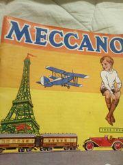 Meccano Set 10 - 1950er Jahre