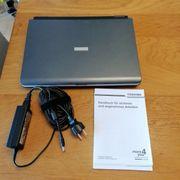 Laptop Toshiba a100-508 defekt