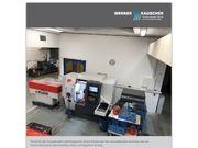 Zerspanungsmechaniker CNC-Dreher m w d