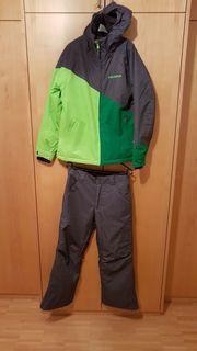 Ski-Kombination Jacke Hose Firefley Größe