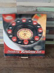 Roulette Trinkspiel Glücksspiel Saufspiel Partyspiel