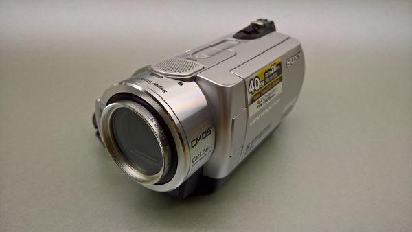 SONY DCR-SR290E PAL Camcorder