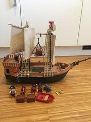 Erstes Piratenschiff von PLAYMOBIL 1978