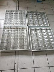 Inustrieleuchte Büroeinbaulampe f Rster Rastereinbaulampe