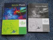 Metzler Physik neuwertig mit Lösungen
