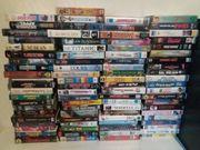um die 70 VHS Filme