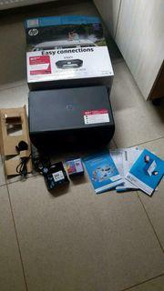 HP ENVY 5010 Multifunktionsdrucker mit