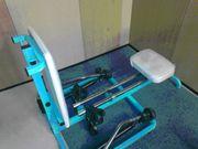 ein Ruderboot-Gerät für Welness