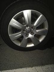 Audi A6 Allroad Alufelgen mit