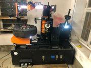 Reifenmontiermaschine Auswuchtmaschine Kompressor
