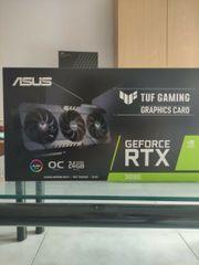 GeForce RTX 3090 Asus TUF