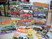 Auto-Klassik Zeitschriften
